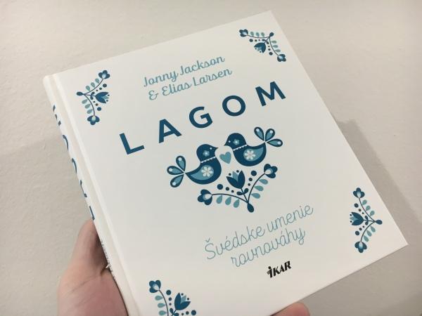 Lagom, myšlienka rovnováhy. kniha