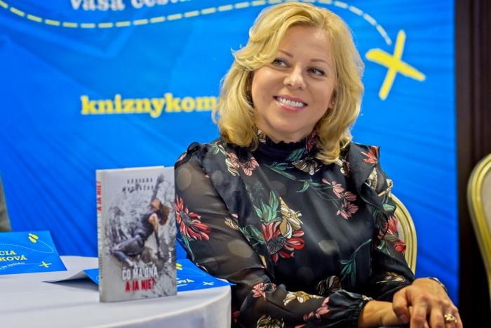 Knižný kompas, Adriana Macháčová