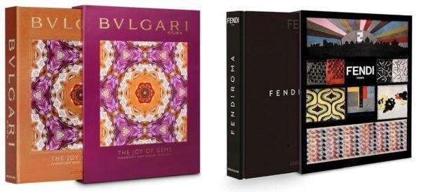 luxusné knihy assouline