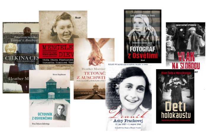 Holokaust v knihách