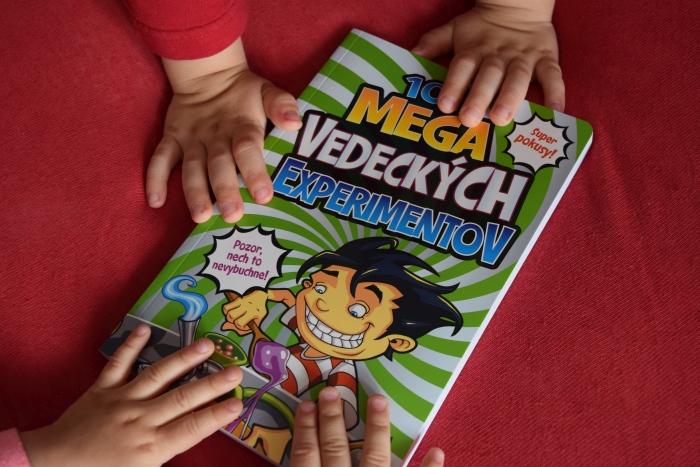 kniha 101 mega vedeckých experimentov
