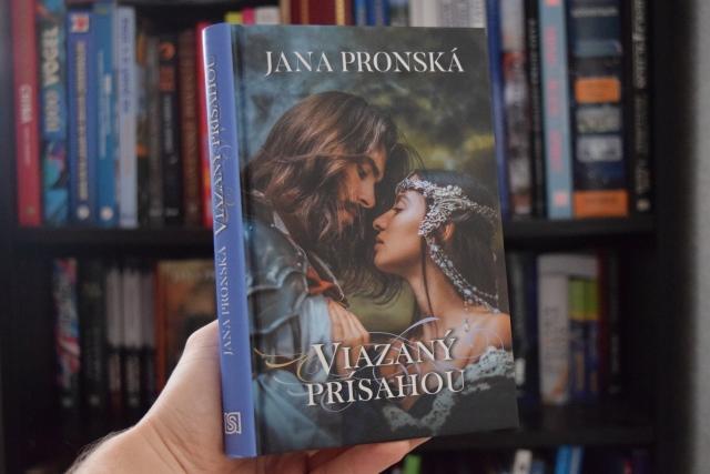 Jana Pronská knihy, viazaný prísahou