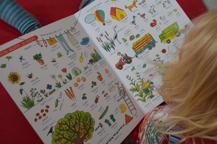 Veľká kniha pre malých rozprávačov Slovíčka