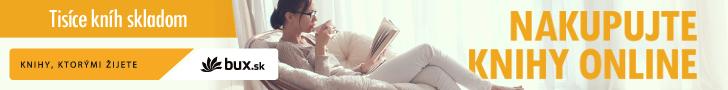 Predaj kníh online - kníhkupectvo BUX.sk