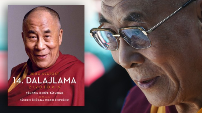 14. dalajláma Slovart 2020