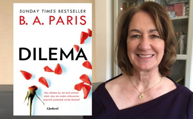 Triler Dilema od autorky B. A. Paris
