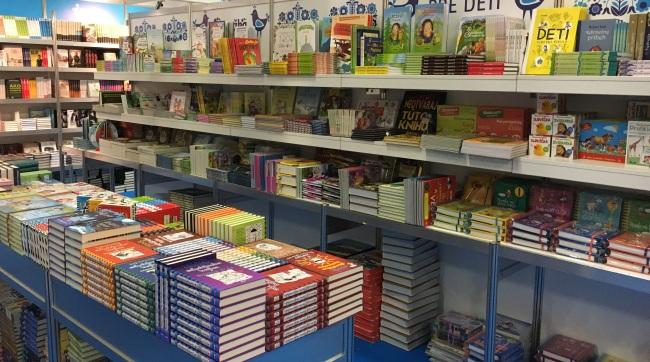 Knihy a čítanie pre deti
