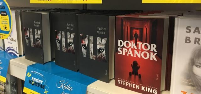 Doktor Spánok, Kozmon a Stephen King