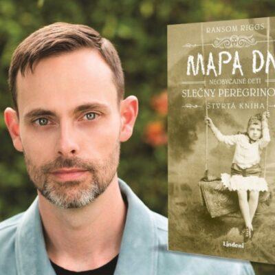 Ransom Riggs, Deti Slečny Peregrinovej a Mapa dní