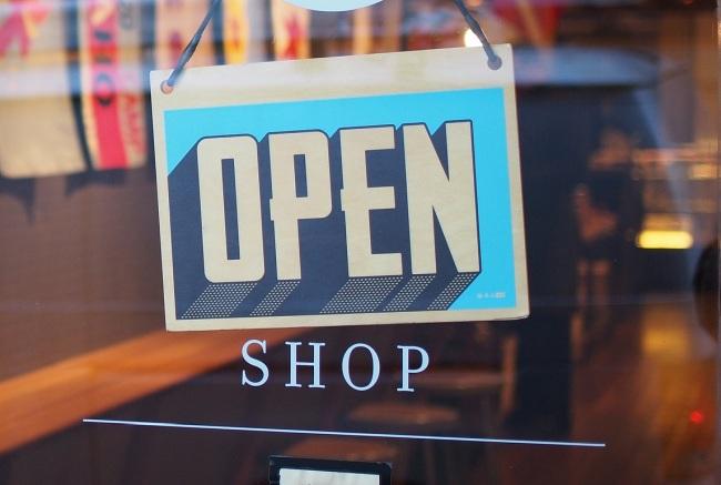 Black friday Open, obchod predaj, kníhkupectvá