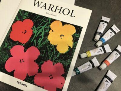 Warhol (Andy Warhol) Taschen, kniha v českej verzii
