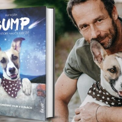 Gump. Pes, ktorý naučil ľudí žiť