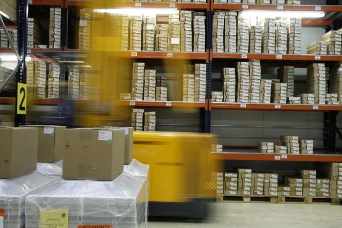Logistika a zásielky