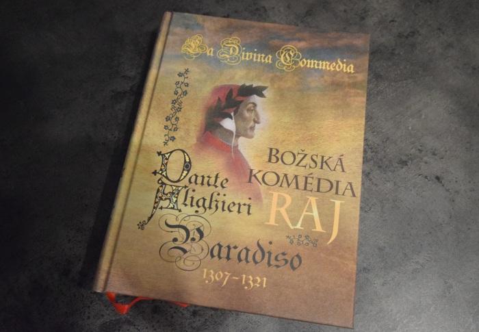 Dante Alighieri, Božská Komédia - RAJ, Perfekt 2020