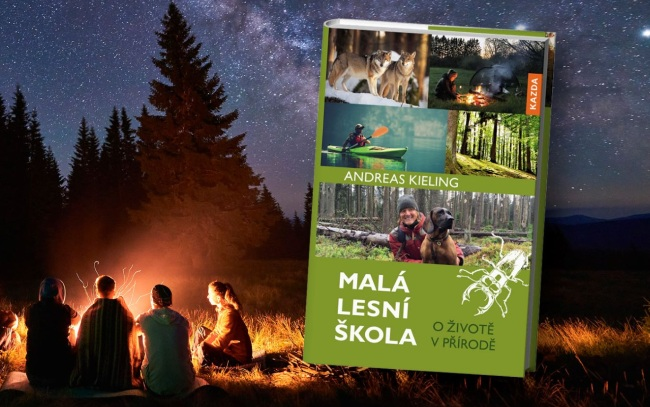 Andreas Kieling Malá lesní škola