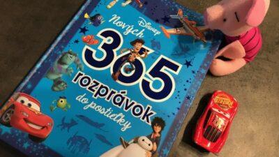 365 rozprávok disney pixar