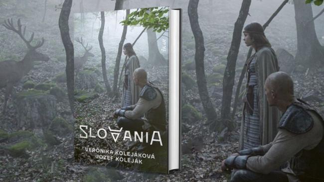 Slovania, kniha 2021