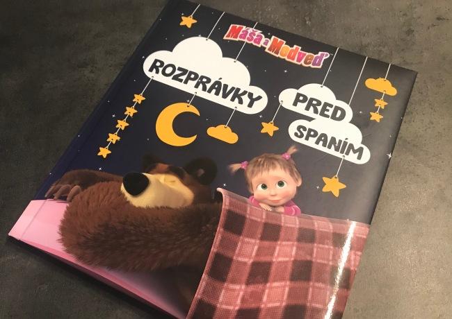 Máša a medveď, rozprávky pred spaním