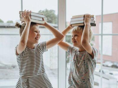 deti knihy a radosť