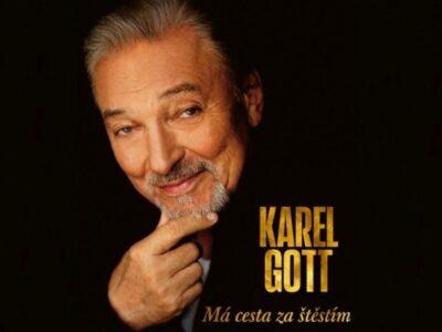 Karel Gott má cesta za stestím autobiografia