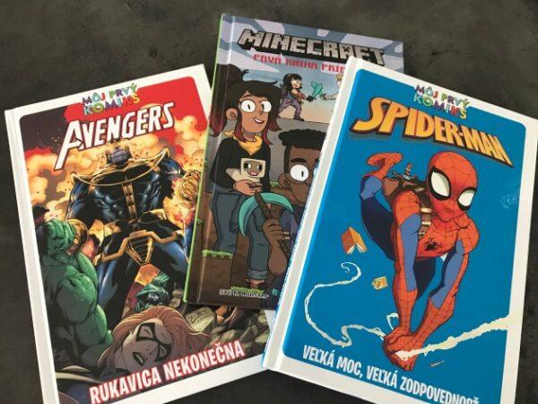 Môj prvý komiks, nová komiksová edícia