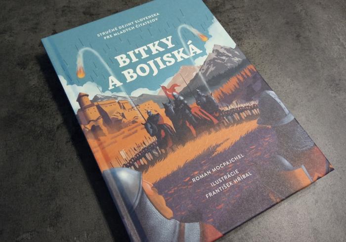 Bitky a bojiská kniha recenzia
